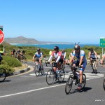 Cape Argus Cycle Tour at 10th March 2013